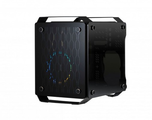 X2 Spartan 716 Tempered Glass Chassis