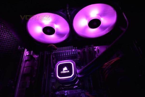 Corsair H115i Platinum RGB