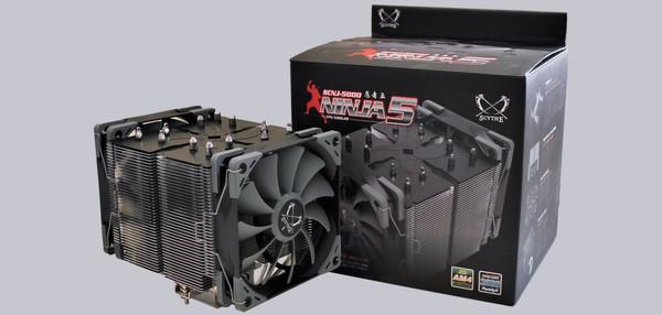 Scythe Ninja 5 CPU Kühler
