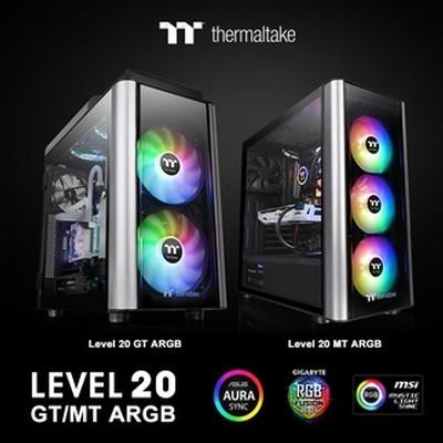 Thermaltake Level 20 MT ARGB Mid-Tower