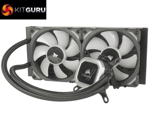 Corsair H100i Platinum RGB Cooler