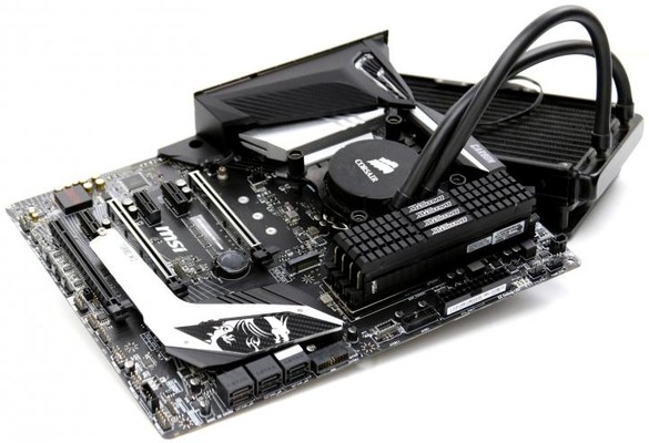 MSI MPG Z390 Gaming Pro Carbon Motherboard