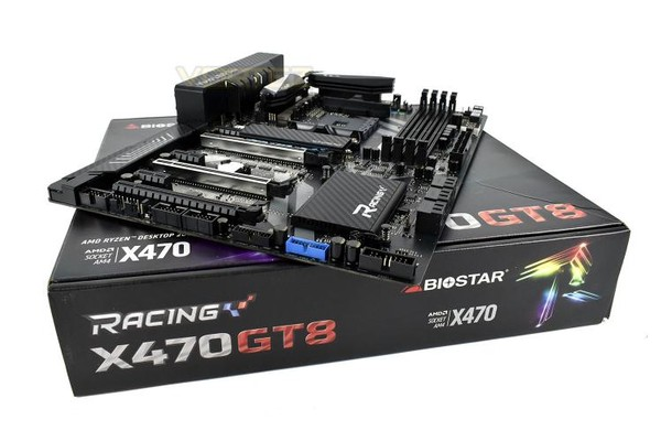 Biostar X470 GT8