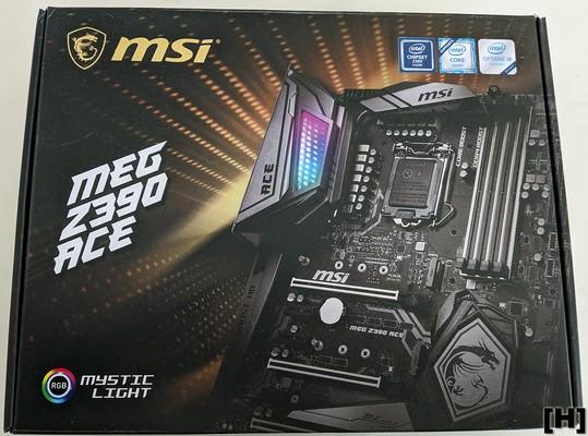 MSI MEG Z390 ACE Motherboard