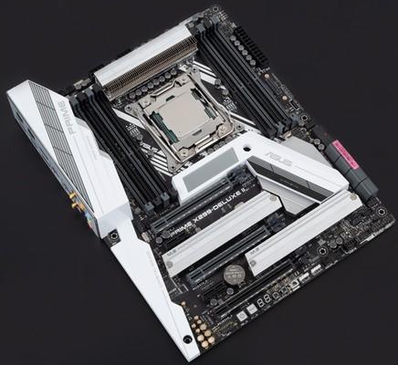 Asus Prime X299-Deluxe II Motherboard
