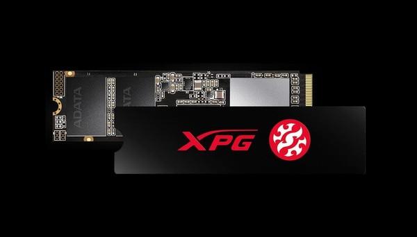 AData XPG SX8200 Pro SSD und Gammix S5 SSD und Gammix D30 DDR4