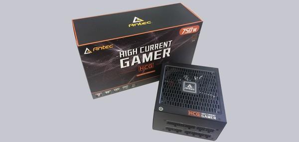 Antec HCG 750W Bronze Netzteil