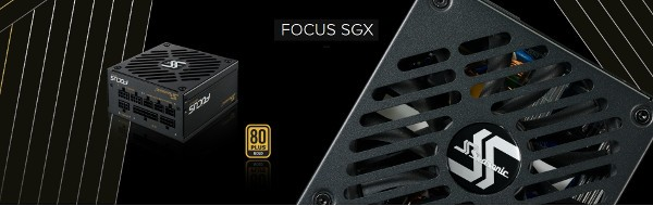 Seasonic Focus SGX-450 PSU
