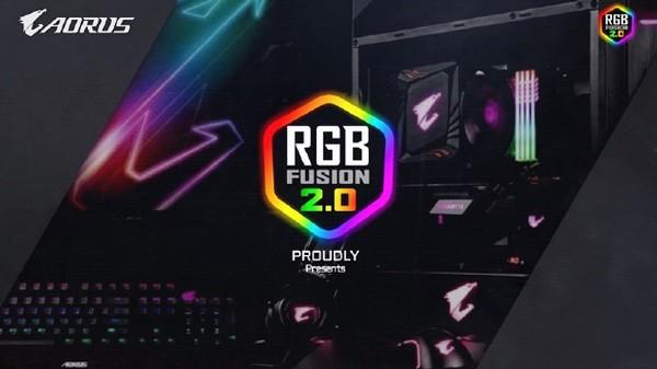 Gigabyte RGB Fusion 20