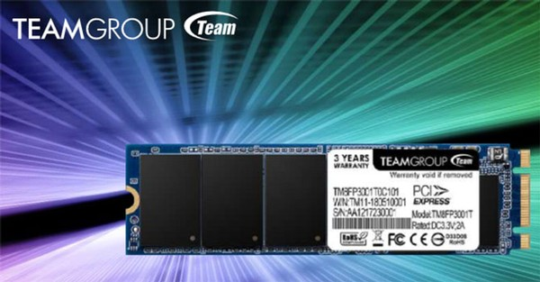 Team Group MP32 PCIe 512GB SSD