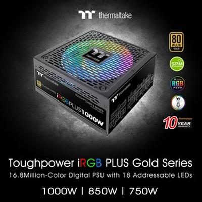 Thermaltake Toughpower iRGB PLUS Gold Series TT Premium Edition