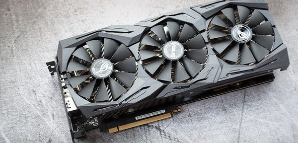 Asus ROG Strix GeForce RTX 2060 OC