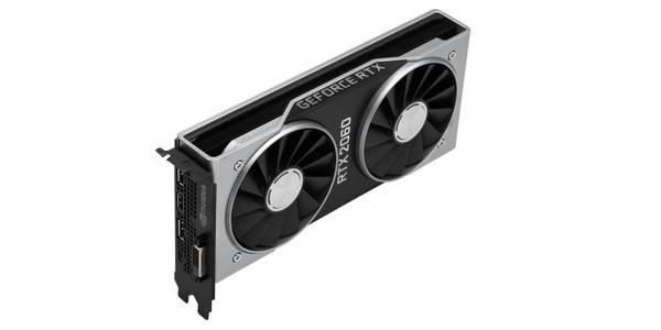 nVidia Geforce RTX 2060 Founders Edition Grafikkarten