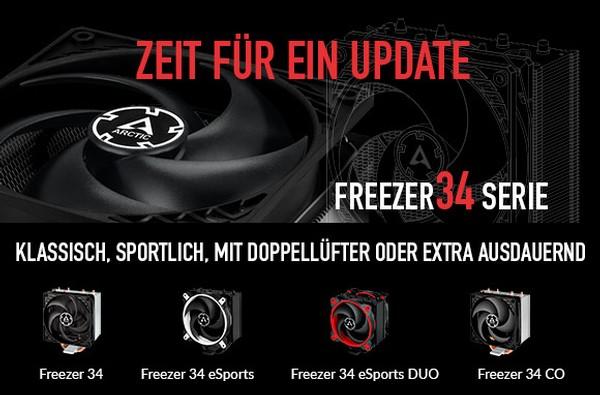 Arctic Freezer 34 CO Freezer 34 eSports Freezer 34 eSports DUO