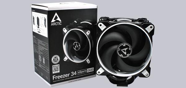 Arctic Freezer 34 eSports DUO Gewinnspiel