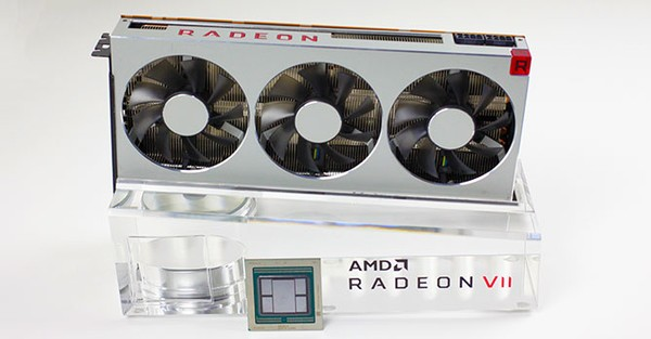 AMD Radeon VII 16 GB Graphics Card