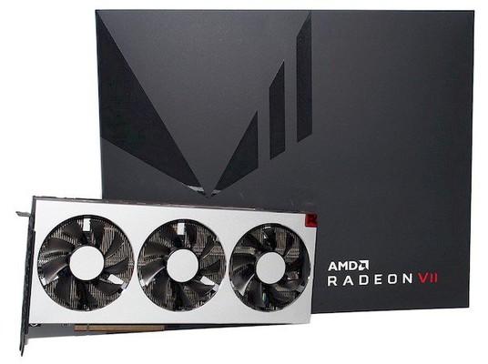 AMD Radeon VII 7nm Vega
