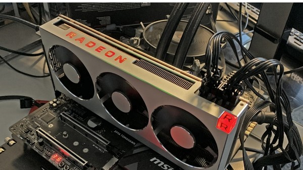 AMD Radeon VII Grafikkarten