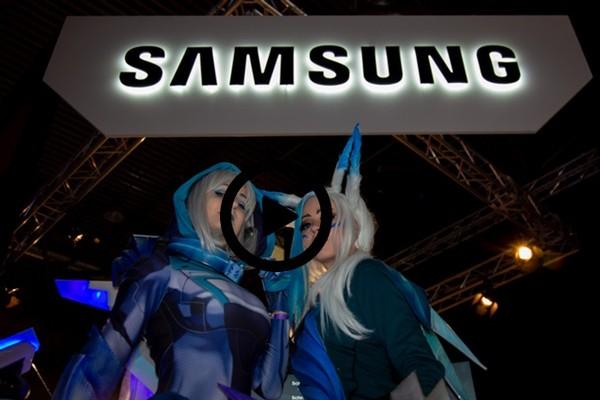 Samsung DreamHack 2019