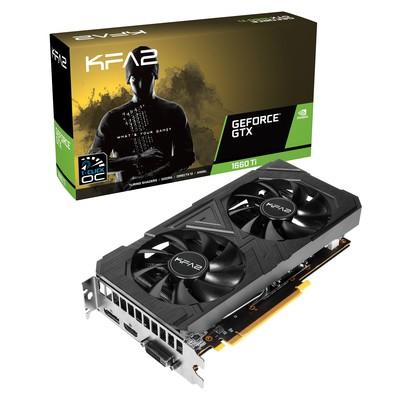 KFA2 GeForce GTX 1660 Ti OC und KFA2 GTX 1660 Ti EX OC