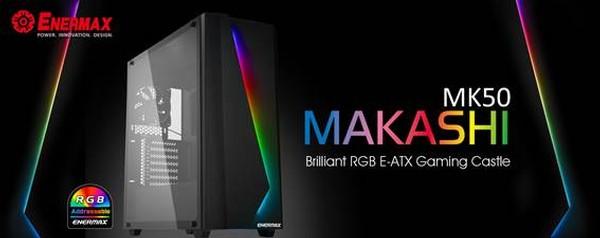 Enermax Makashi MK50 Gaming Case