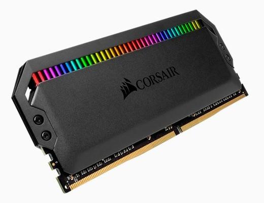 Corsair Dominator Platinum RGB Memory Kit
