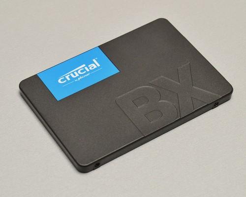 Crucial BX500 960GB SATA SSD