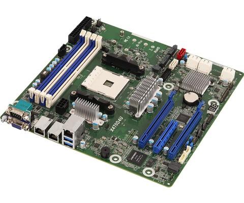 ASRock Rack AMD AM4 Server Motherboard