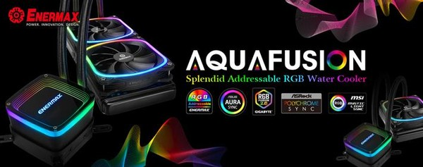 Enermax Aquafusion ARGB AIO Liquid Coolers