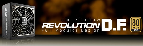 Enermax Revolution DF 650W 750W 850W Netzteil