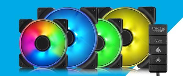 Fractal Design Prisma RGB Lüfter