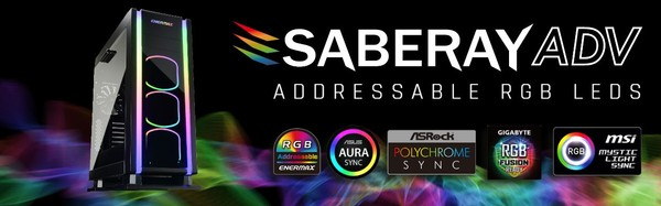 Enermax Saberay Advanced