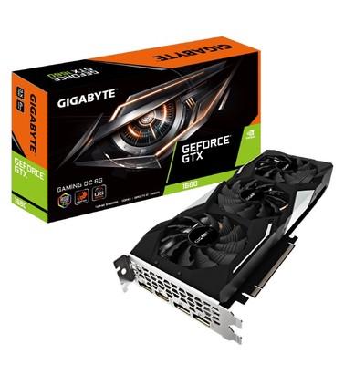 Gigabyte GeForce GTX 1660 Grafikkarten