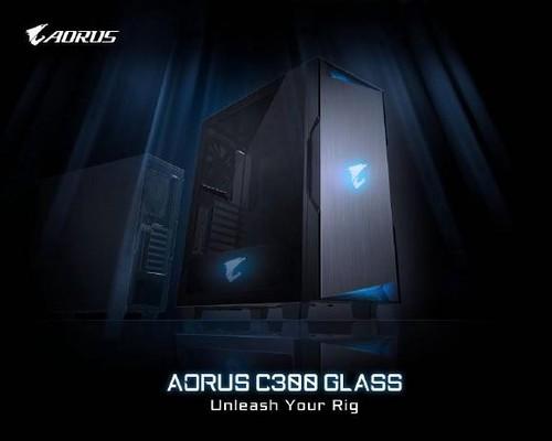 Gigabyte AORUS C300 GLASS Gehäuse