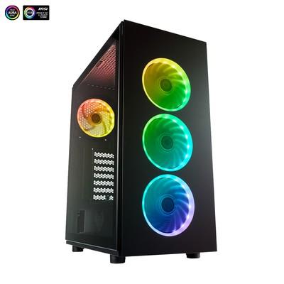 FSP CMT340 RGB mit Temperglas