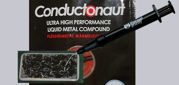 Thermal Grizzly Liquid Metal