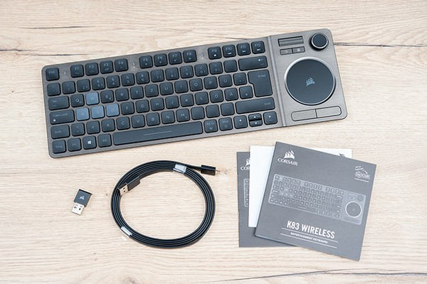 Corsair Wireless K83