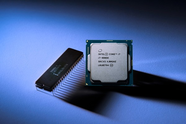 Intel Core i7-8086K CPU