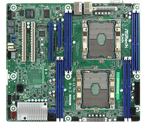 ASRock Rack Intel Xeon Scalable Server Boards