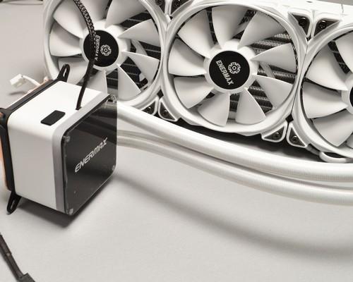 Enermax Liqtech II 360 White CPU Cooler