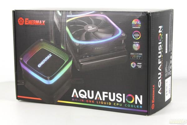 Enermax Aquafusion 240 AIO RGB Sync