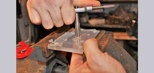 Wasserkühler Sockel Bauanleitung und Umbau
