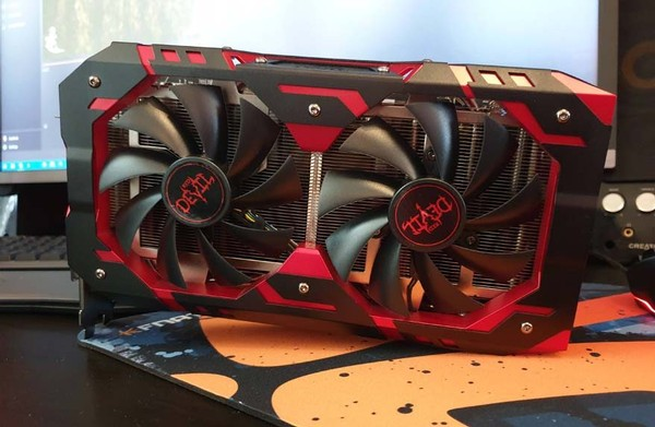 PowerColor RedDevil RX590 Graphics Card