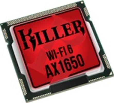 Killer Wi-Fi 6 AX1650