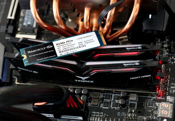 Team Group MP34 NVME 512GB SSD