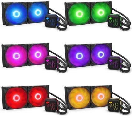 SilentiumPC Navis RGB 280 AIO Cooler