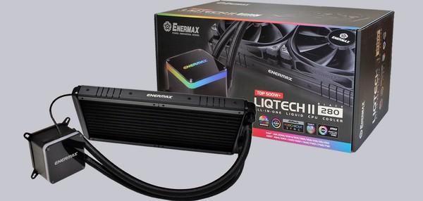 Enermax LiqTech II 280 AIO