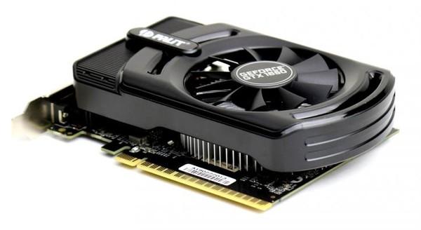 Palit GeForce GTX 1650 StormX OC Edition
