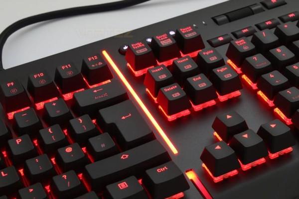 Thermaltake Level 20 RGB Titanium Keyboard