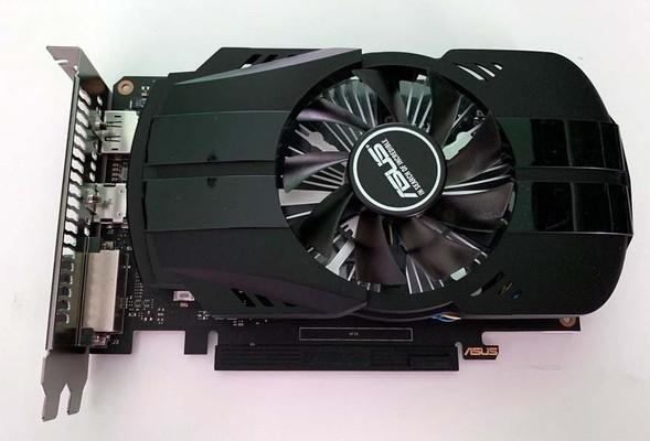 nVidia GTX 1650 Graphics Card